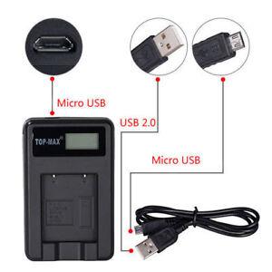 Cargador de Batería de cámara más finos Olympus Li70B D705 D710 D715 FE4020 FE4040 FE5040
