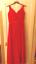 approximative pleine longueurTaille de soirᄄᆭe 12 rouge Robe k8wPOn0