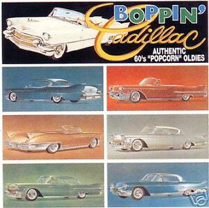 V-A-BOPPIN-039-CADILLAC-Vol-1-60-039-s-Popcorn-Oldies-CD