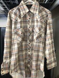 Vintage Sears Western Shirt