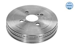 2x Bremstrommel für Bremsanlage Hinterachse MEYLE 30-15 523 0032