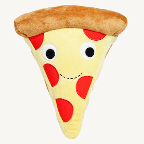 "Yummy Picnic CHEEZY PIE PIZZA 10/"" Plush kidrobot Heidi Kenney NWT"