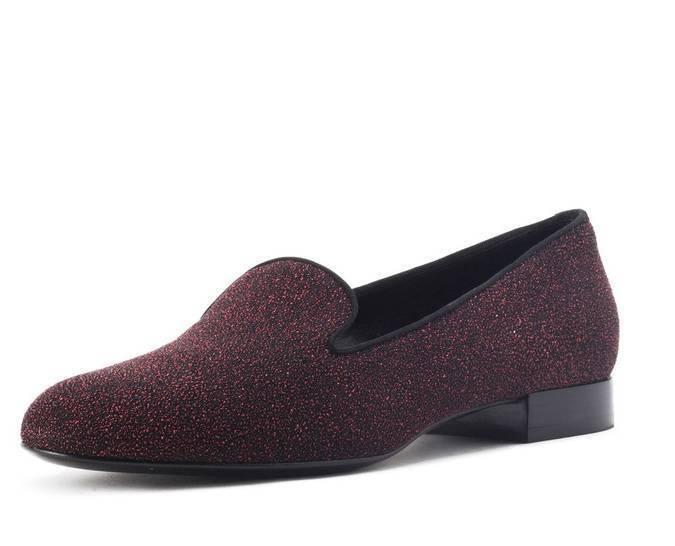 AUTH $715 $715 AUTH YSL SAINT LAURENT Women Flat Shoes 38 ad15dd