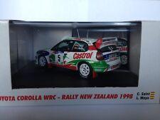 Vitesse 1:43 Toyota Corolla WRC Rally New Zealand 1998 V98203