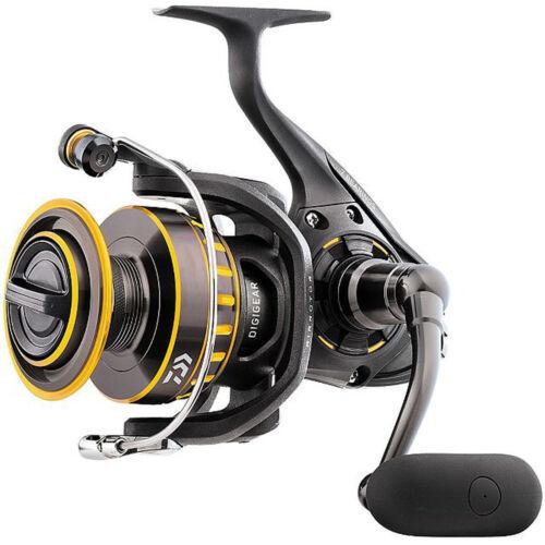 NEW Daiwa Black Gold BG 4500 Saltwater Spinning Fishing Reel BG4500