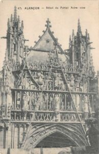 Alencon-Detalle-de-la-Portal-Notre-Dame