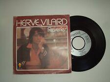 """Hervé Vilard / Rêveries -Disco Vinile 45 Giri 7"""" Stampa Francia 1978"""