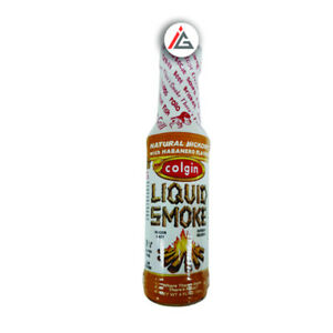 Colgin - Natural Hickory with Habanero Liquid Smoke - 118 ml