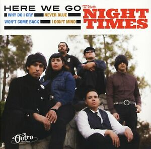 THE-NIGHT-TIMES-Here-We-Go-vinyl-LP-garage-punk-fuzz-Back-From-The-Grave