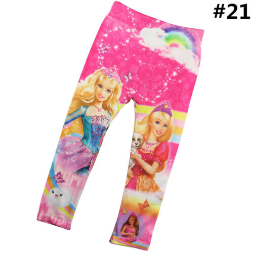 Baby Girls Pants Trousers Leggings Flower Printed Milk Pants Silk Fashion Style