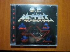 Centurias / Salario Minimo / Avenger / Virus SP Metal Br Compilation RARE SEALED