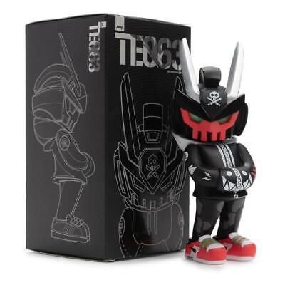 Kidrobot Exclusive TEQ63 Deadbots Art Figure 6 inches By QUICCS NEW LE200