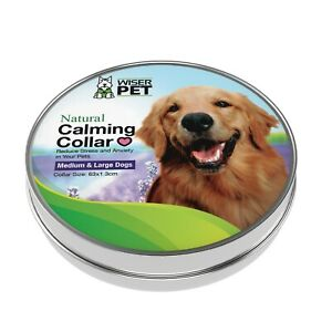Calming-Collar-for-Dogs-Natural-Way-To-Relax-amp-Soothe-Stressed-or-Nervous-Pets