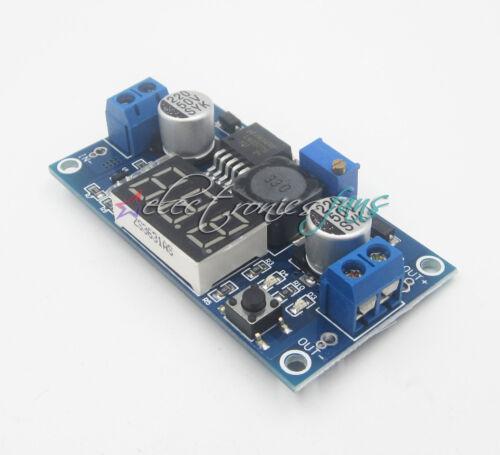 digital voltmeter display LM2577 A2TD LM2577 DC-DC step-up modul