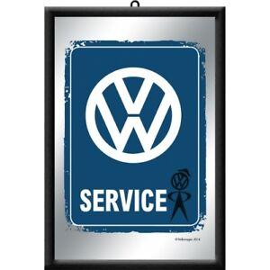 Spiegel VW Volkswagen Bulli,30cm,Mirror für Bar,Partykeller,Kellerbar,NEU .