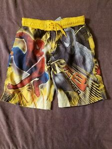Trunks Swimwear Small 3 Ragazzi Spiderman 5 Polyester Swim 4 nU8xBR
