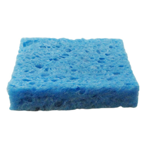 High Temperature Sponge Clean Clear Tin Welding Soldering Iron Tip Cleaning Tool