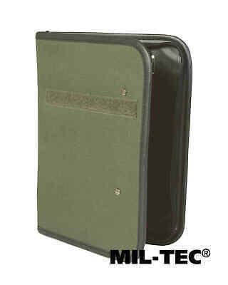 100% Wahr Mil-tec Bw Schreibmappe Din A5 Oliv Notebooktaschen