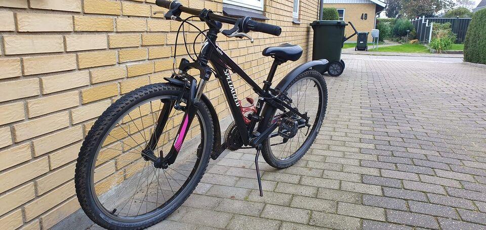 Pigecykel, mountainbike, Specialized