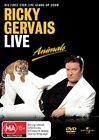 Ricky Gervais - Live : Animals (DVD, 2006)