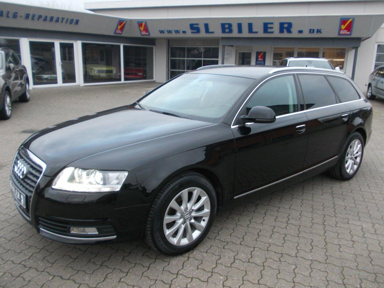 Audi A6 2,0 TDi 170 Avant 5d - 165.000 kr.