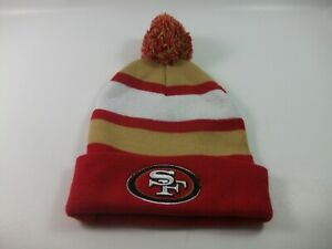 San-Fransisco-49ers-Bud-Light-NFL-Football-Winter-Hat-Toque-Beanie-Stocking-Cap