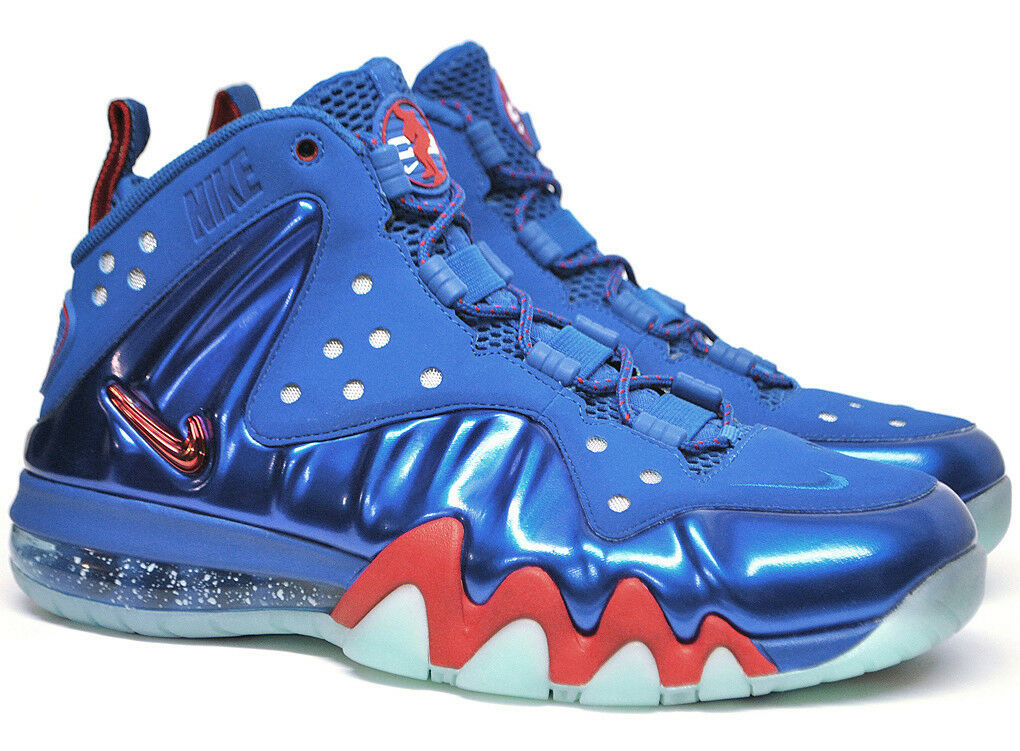 2013 NIKE BARKLEY POSITE MAX SIXERS US 8,5 9 prm 555097-300 galaxy all star area