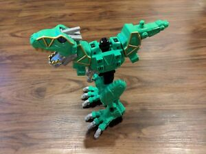 BAN DAI Power Rangers Deluxe Green Limited Edition Dino Charge Megazord Figure