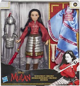 Disney-Mulan-Doll-Two-Reflections-Set-BRAND-NEW