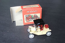 (123) RAMI / JMK FORD 1907 Roadster avec boîte