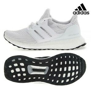 5d8ff4e94d Adidas Women ULTRA Boost Shoes Running White Casual Sneakers Boot ...