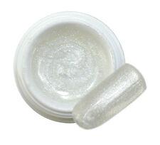 PEGASUS WHITE 001 GEL UV E LED GLITTER COLORATO RICOSTRUZIONE UNGHIE NAIL ART