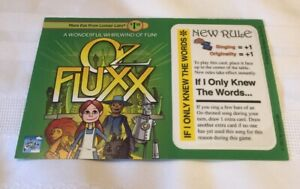 "FLUXX CARD GAME /""FRUIT TREE/"" promo card Looney Labs NEW"