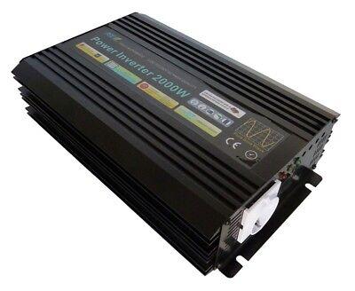 230v 2000w 4000w Pure 100% Guarantee Konverter Spannung Pur Sinus 12v Industrious Transformator