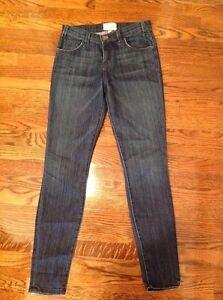 Jeans Current Jeans 2 Rincer Femme Taille Elliott Dark Skinny 4 SpdpwqA