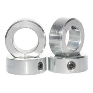 "steel 2pcs   shaft collars   1/""  I.D"