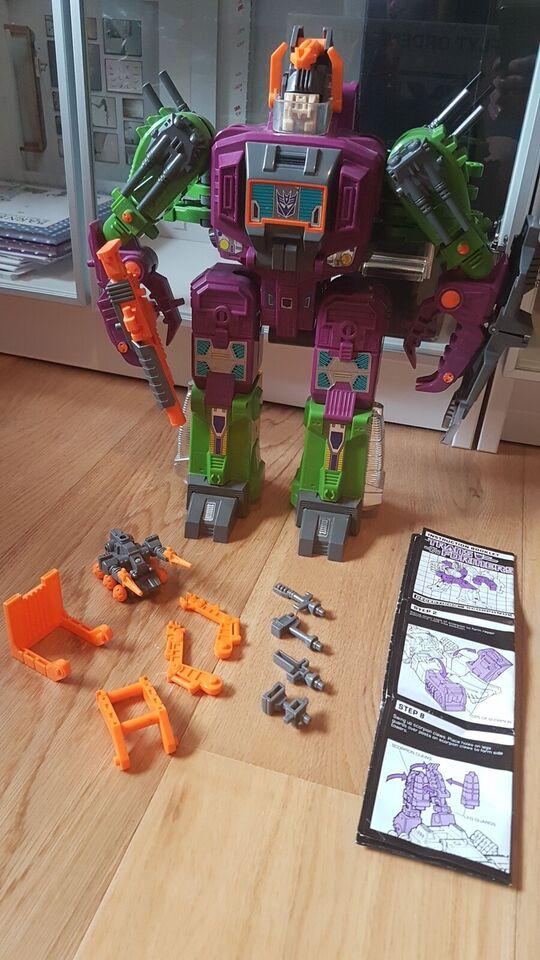 Scorponok G1, Hasbro