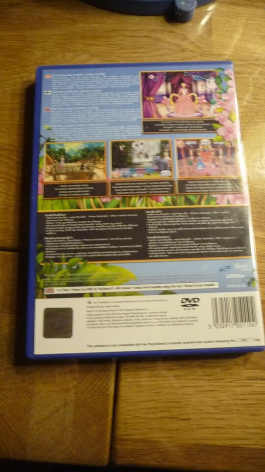 Barbie as the Island Princess, PS2, anden genre
