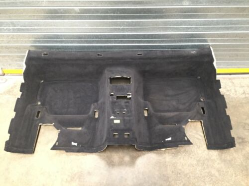 BMW 1 SERIES E82 Rear Floor Cover Covering Carpet