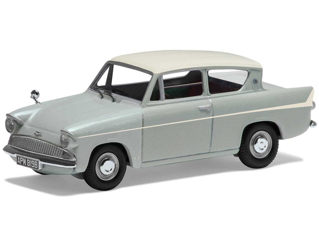 Ford Anglia 1200 Super Super Super Diecast Modelo Coche VA00131 d5e08a
