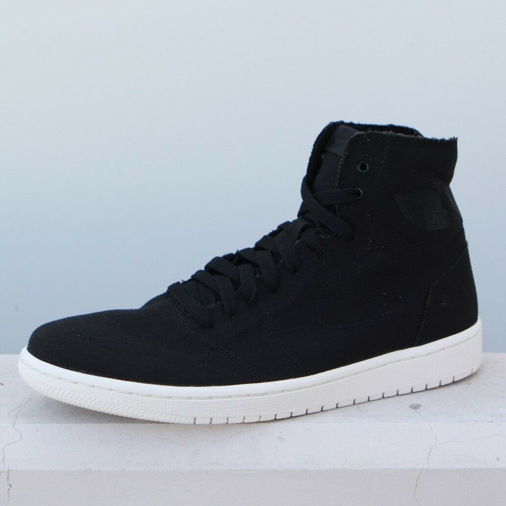 Jordan Men AIR JORDAN 1 RETRO HIGH DECONSTRUCTED Black Sail