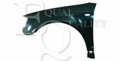 8P1 L00586 EQUAL QUALITY Parafango anteriore Dx AUDI A3 2.0 FSI 150 hp 110 kW