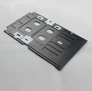 Details about CSF Black Plastic Inkjet PVC Card Tray for Epson L800 L801  T50 T60 R260 Printer