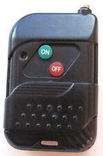 RC09B1 RF transmitter DBY Technology garage door light motorized gate remote fob