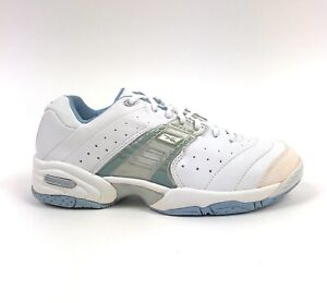 Reebok-360-DMX-Womens-White-Blue-Rising-Tennis-Shoes-Size-8-5-Retro-6-107011