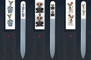 JACK-RUSSELL-TERRIER-Glasnagelfeile-Nagelfeile-Feile-Glasfeile-Glass-nail-file