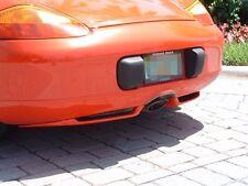 FOR Porsche 97-04 Boxster 986 Under Spoilers Rear Diffusers Bumper Lips Splitter