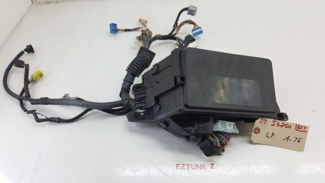 2007 Lexus Is250 GPS Floor Wire Harness Wiring Connector 82161-53820 OEM  236 #98 for sale online | eBayeBay