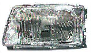 AUDI C3 100; 200; 5000 Left Headlight 1982-1990