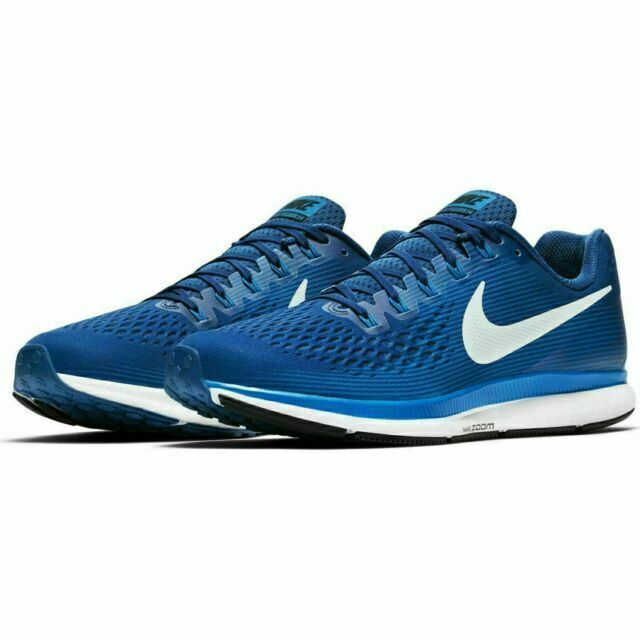 Nike Air Zoom Pegasus 34 Men's Running Shoes US14 - Gym Blue